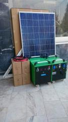 MOBİL SOLAR JENERATÖR (Taşınabilir Güneş Enerji Sistemi)