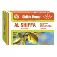Olive Oil Softgel Blister