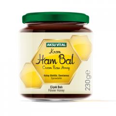Raw Flower Honey Cream 230 gr