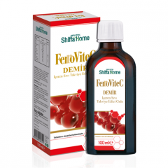 FerroVitec Blood Making Syrup with Honey