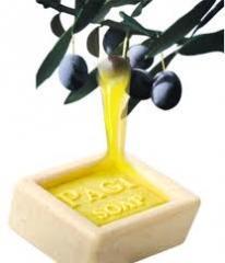 Savon d'huile d'olive