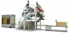 Pasta production lines and equipment
