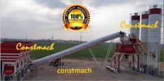 Constmach 160 m3/h Sabit Beton Santrali