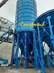 Constmach 1000 Tonluk Çimento Silosu