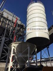 Constmach 500 Tonluk Çimento Silosu