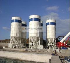 Constmach 300 Tonluk Çimento  Silosu