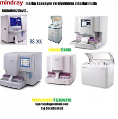 BC3000 HEMOGRAM CİHAZI