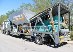 Constmach 35 m3/h Mobil Beton Santrali