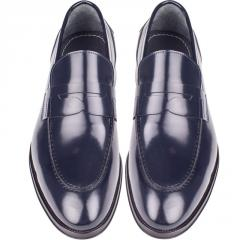 Genuine Leather,  Men's Classic Shoes.
