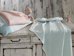 Organik Pamuk Bebek Battaniyesi- Baby Dream