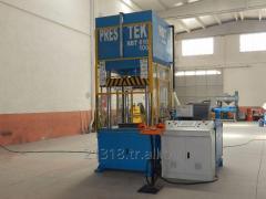 RBT-610 Kauçuk Lastik Pişirme Presleri