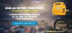 İnşaat Beton Vibratörleri