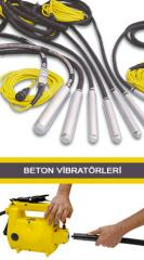 Beton Vibratörleri Üretimi / | Küçükoğlu Makine | kucukoglumakine.com.tr