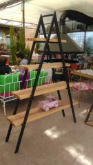 Bahçe mobilya ferforje ürün