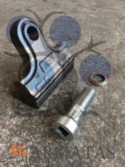 Dik Milli Kırıcı Rotor Kırıcı Uç Tungsten Karbür