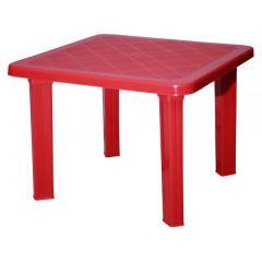 CIRCO 70x70cm SHORT PLASTIC TABLE FOR KIDS