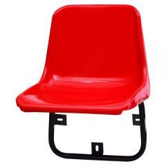 REGNO STADIUM SEAT WITH METAL LEG RISER MOUNTED