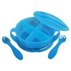 1000 ML LUNCH BOX WITH FORK & SPOON