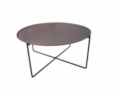 SİNİ L BAKIR  (coffee table)