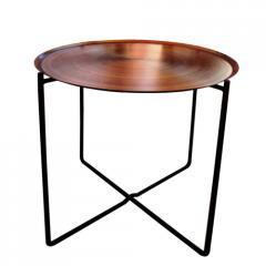 SİNİ B BRONZ (coffee table)