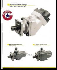 PISTON HYDRAULIC PUMPS