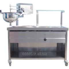 Lüx Tezgahlı Lokma Dökme Makinesi