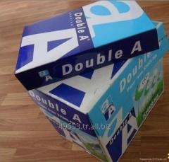 A4 Copier Paper Indonesia 80 gsm/75 gsm/70 gsm Copier Papers/ Double A ACopy Paper 80gsm