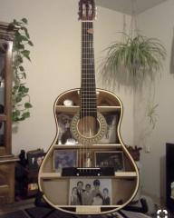 Gitar Rafı