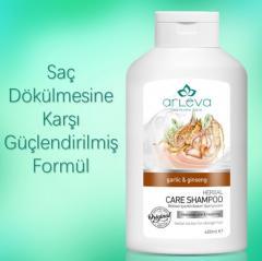 Arleva Herbal Shampoo (Garlic&Ginseng)