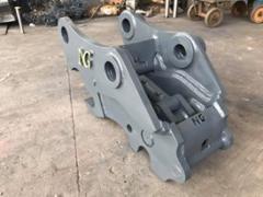 Механический квик-каплер для экскаватора