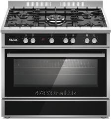 Semi pro free standing ovens