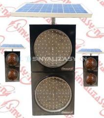 MPPT Double Solar Flasher
