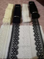 Guipure lace and tulle lace factory
