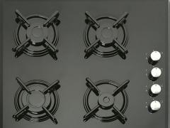 60 cm Ankastre Siyah Cam Ocak