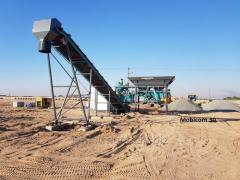 Constmach 30 m3/h Mobil&Kompakt Beton Santrali