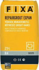 REPAIRGROUT EXPAN - Yüksek Mukavemetli Rötresiz Grout Harcı