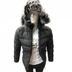 Wintery Men Coat