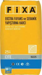 FIXA Ekstra Fayans ve Seramik Yapıştırma Harcı