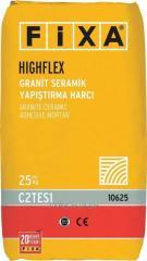 HIGHFLEX Granit Seramik Yapıştırma Harcı