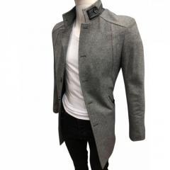 Slim Fit Men Coat