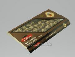 Tiny Baklava Tahini Halva with Cocoa 540 g