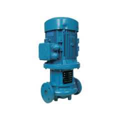 In-Line Tip Kuru Rotorlu Sirkülasyon Pompaları TNL