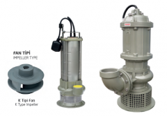 Borehole pumps