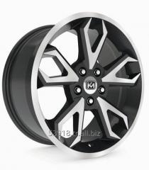 High Quality Aluminium Alloy Car Wheel Rim Arceo 817 8,0x17'' 5x100-108-110-112-114-120