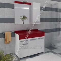 Stylish Bathroom Cabinets That Will Add Color to Your Home