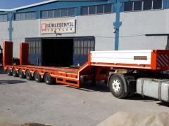 6 AXLES LOWBED