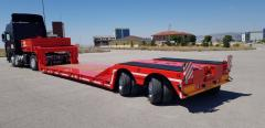 2 AXLES LOWBED