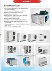 Refrigerating equipment from Erdemler Sogutma