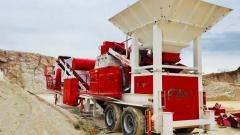 Mobile Sand Making Machine | Mobile Tertiary Impact Crusher