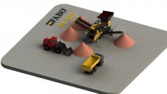 Mobile sand sorting plant | Mobile Sorting Equipment